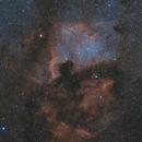 NGC7000  Pseudo SHO,                                Boo Kuu