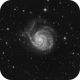 Messier 101, Pinwheel Galaxy,                                Alexander Sorokin