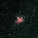 M16 Eagle Nebula,                                DarkApollo