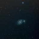 Whirlpool Galaxy M51,                                amsideribus