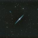 NGC4565 - Needle Galaxy,                                Eric Walden