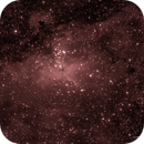 Eagle nebula,                                Tzgio