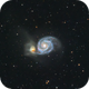 M51 (Whirlpool Galaxy),                                Trevor Nicholls
