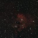 NGC7822 Sh2-171,                                Themos Tsikas