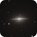M104 unguided.,                                Juan Pablo (Observatorio JuPiTeR)