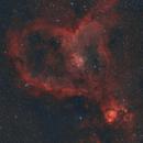 Heart Nebula - IC 1805,                                HappySkies