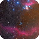 From Horsehead to Boogie Man nebula,                                Byoungjun Jeong