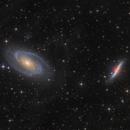M81 & M82,                                Robert Eder