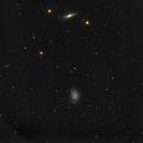NGC 4535, 4526 et 4236 proche de Paris Get