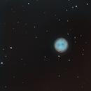 M97 with Halo HOO RGB stars,                                Pat Rodgers