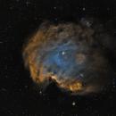 Monkey Head Nebula , NGC 2174,                                Marek Koenig