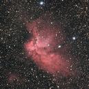 The Wizard Nebula in HaRGB,                                Gabe Shaughnessy