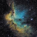 NGC 7380 - Wizard Nebula,                                barrabclaw