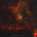 IC 1805 Nébuleuse du Coeur,                                Stephane Jung