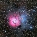 M20 Trifid Nebula,                                Peter Lipscomb