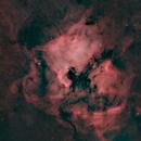 NGC7000 et IC5070(canon Ra et WO white cat),                                laup1234