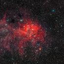 SH2-132, a color image,                                Niels V. Christensen