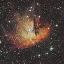 The Pacman Nebula,                                Vencislav Krumov
