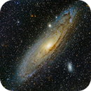 M31 The Andromeda Galaxy,                                Dale A Chamberlain