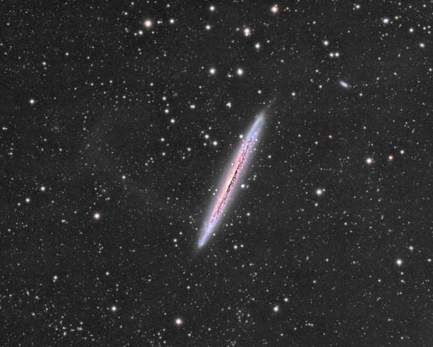 NGC 5907,                                jeff
