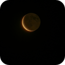 Moon HDR 08 Decembr 2015 France,                                Lionel