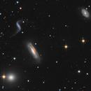 Hickson 44 (HCG 44) Galaxy Cluster,                                Jerry Macon