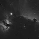 Flame Nebula and Horse Head Nebula,                                Rob Moore