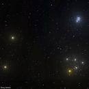 Pleiades and Taurus,                                AmyJones