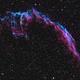 The Eastern Veil Nebula in Narrowband,                                Jirair Afarian