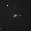 Sombrero Galaxy M104,                                Leandro Fornaziero
