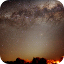 Zodiacal light New Zealand,                                Andy williams