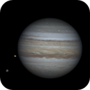 Jupiter time-lapse,                                bubblewed