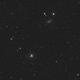 M77 & NGC1055,                                David Cheng