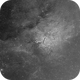 NGC 6820 H-alpha,                                Eric Coles (coles44)