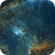 Heart nebula,                                Brian