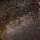 Milky Way Wide Field,                                lhutton