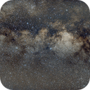 The Milky Way in Aquila,                                astropical