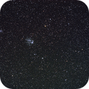 NGC436 and NGC457 the Owl Cluster in Cassiopeia,                                RonAdams