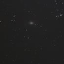 M104 - Sombrero Galaxy,                                Goddchen