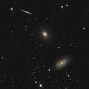 NGC 5981, NGC 5982, NGC 5985 the Draco Triplett,                                Riedl Rudolf