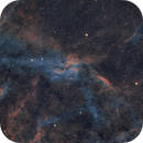 DWB-111 Propeller Nebula,                                Craig