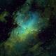 M16 Eagle Nebula,                                DavidT