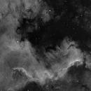 NGC 7000,                                Skorpi79