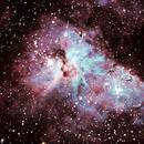Nebulosa do Buraco da Fechadura ,                                Irineu Felippe de Abreu Filho