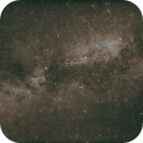 Constelación del Cisne desde Pedralba(Valencia),                                eli71