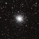 Hercules Globular Cluster,                                John H Nguyen