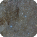 South Cross constellation,                                bingocrepuscule