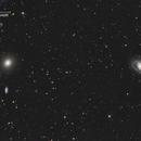 Galaxie M105 - Sadr Espagne,                                Julien Bourdette