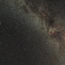 Dueling Galaxies ,                                Jason Tackett