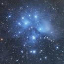 The Pleiades (M45),                                Landon Boehm